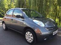 NISSAN MICRA 1.2 S LOW MILEAGE FULL MOT NO ADVISORIES IMMACULATE FIRST TO SEE WILL BUY