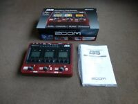 Zoom B3 Bass Multi-Effects Pedal For Sale