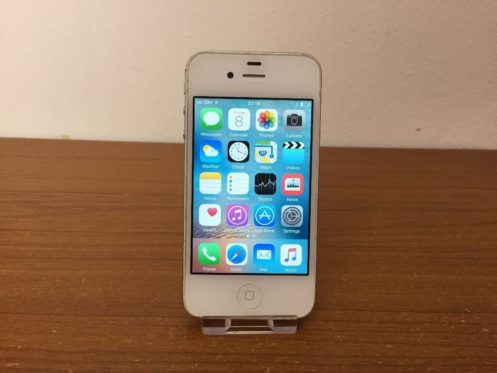 APPLE IPHONE 4S16GBON O2/TESCO/GIFFGAFFin Kingswood, BristolGumtree - APPLE IPHONE 4S 16GB ON O2/TESCO/GIFFGAFF GREAT CONDITION AND FULLY WORKING ORDER COMES WITH CHARGER AND CASE GRAB A BARGAIN £80 CALL TEXT ON 07340174511 THANKS FOR LOOKING