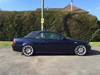 BMW e46 318ci convertible Msport *LOW mileage*