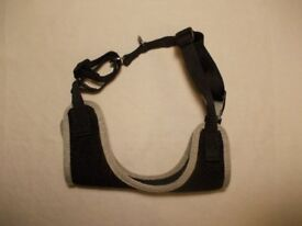 Puppy/small dog padded mesh harness