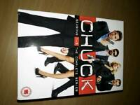 Chuck DVD boxset