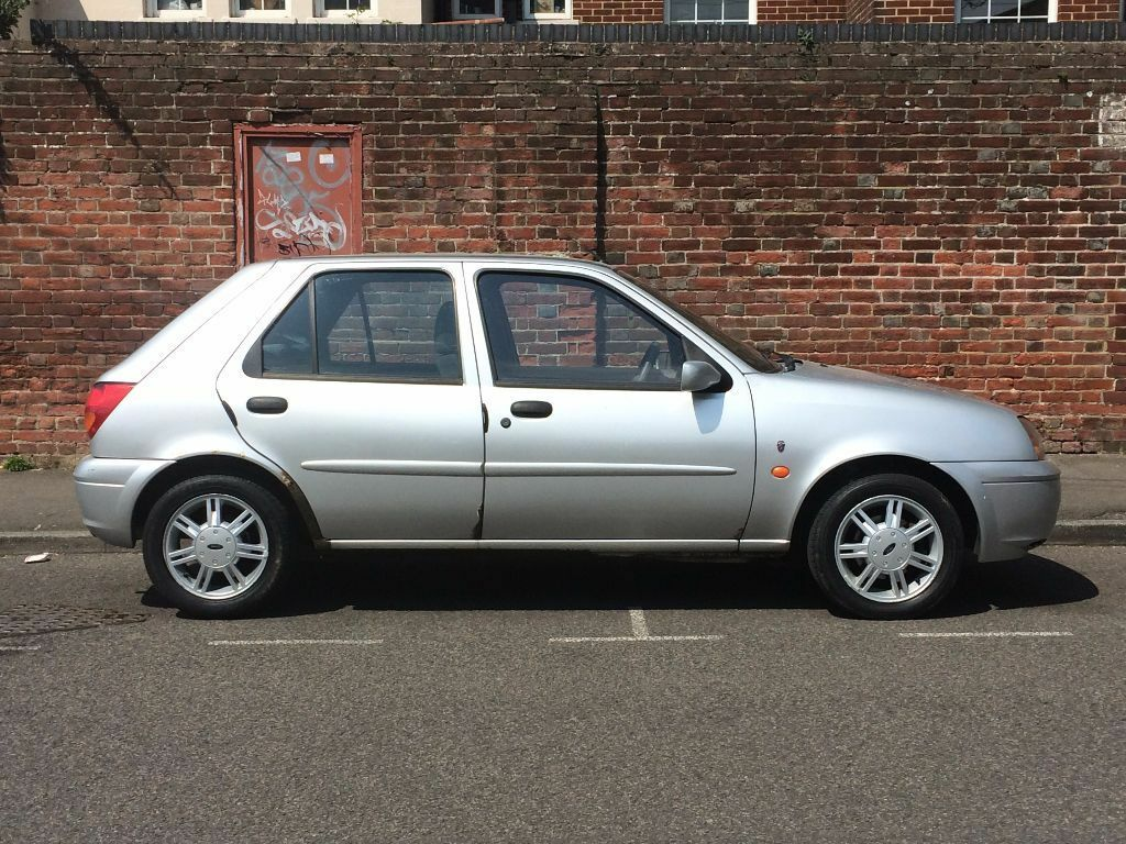 ford fiesta ghia in margate kent gumtree. Black Bedroom Furniture Sets. Home Design Ideas
