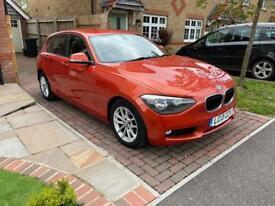 image for BMW 1 Series 116D SE 5dr - ORANGE