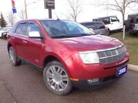 2008 Lincoln MKX **LOW KM TRADE IN**CLEAN CARPOOF**AWD**LEATHER*