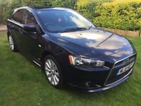 Amazing Condition And Great Value 2010 Lancer GS3 1.8 5 Dr Hatchback Only 62000 Miles FSH HPI Clear