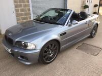 BMW M3 CONVERTIBLE IN EXCELLENT CONDITION
