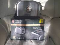 New Russell Hobbs 2 slice wide slot toaster