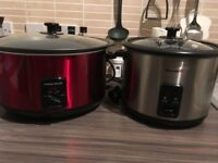 Morphy Richards 6.5l Slow Cooker & Breville Rice Cooker - Great Condition