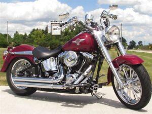 2006 Harley-Davidson FLSTF Fat Boy   $9,000 in Options  16,400 m
