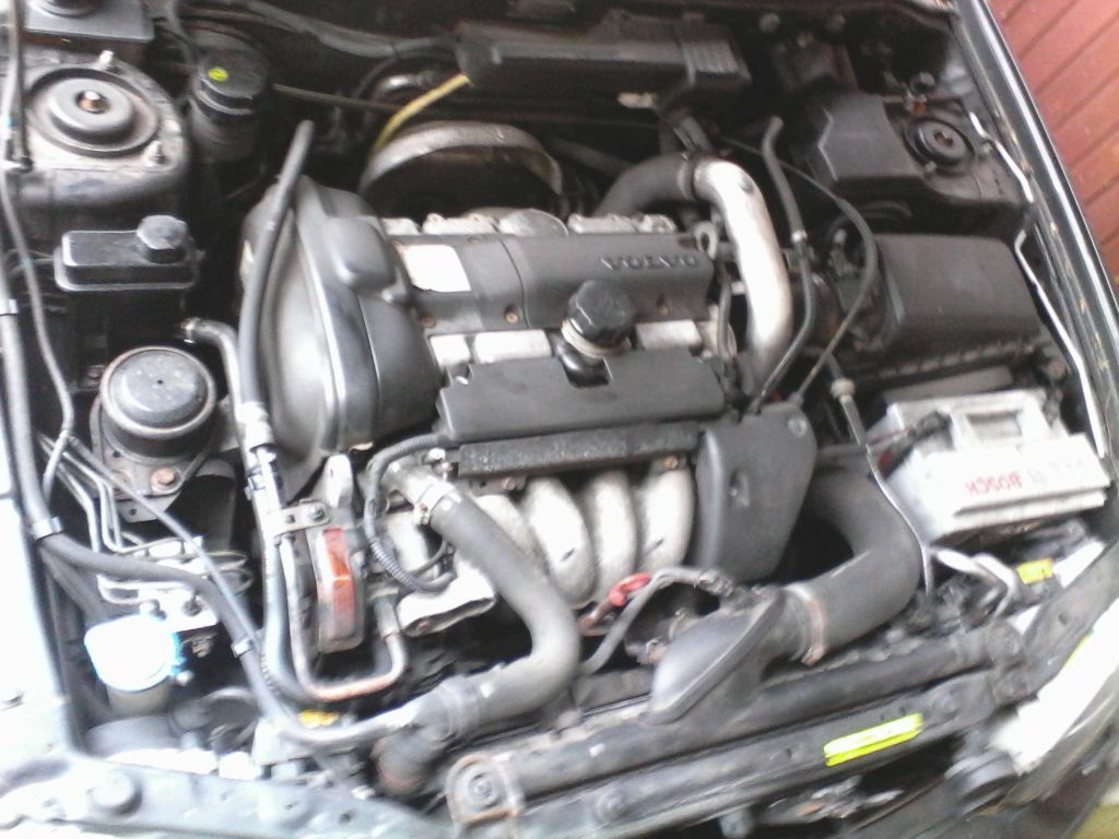 volvo v40 s40 t4 turbo engine 200 bhp running in. Black Bedroom Furniture Sets. Home Design Ideas