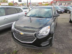 2016 Chevrolet Equinox LS | ONE OWNER | CAM | AWD London Ontario image 3