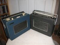 HACKER HERALD RADIOS x 2....SPARES OR REPAIR
