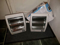 2 heaters for sale.