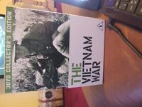 3 x DVD Collector's Edition - The Vietnam War