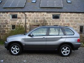 BMW X5 3.0L SE Diesel Automatic 2005