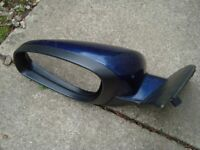 vauxhall vectra c / signum wing mirror £5 - uk delivery available .. + more clearance car parts
