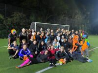 FUN AND FRIENDLY LADIES FOOTBALL IN LONDON