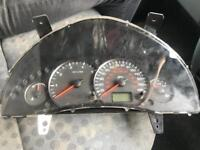 Ford transit connect speedo/clocks