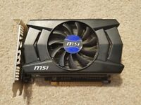 MSI GEFORCE GTX 750Ti 2GB | OC Edition | Graphics Card