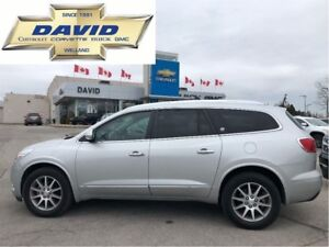 2014 Buick Enclave LEATHER/19in WH/REM.STRT/8PASS/P.LIFTGATE/L.T