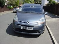 Citroen Picasso 2.0 HDI Exclusive- Top Spec 7 Seater with 12 Months MOT