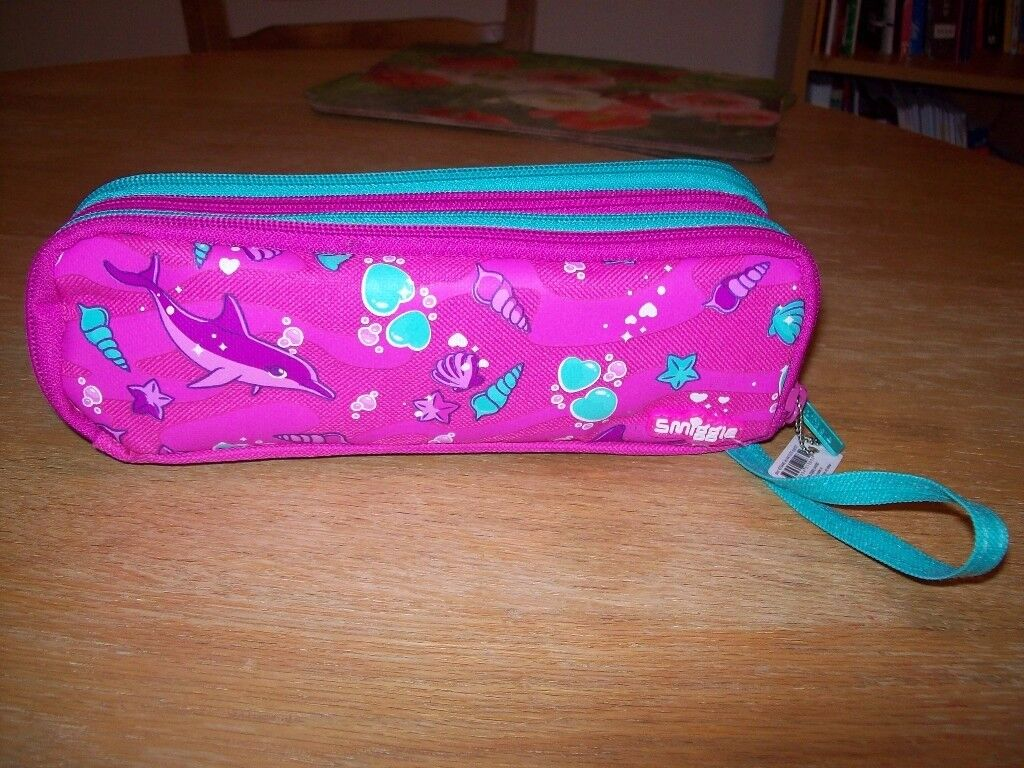 smiggle designer pencil case