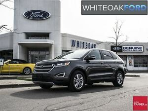 2015 Ford Edge SEL, 4 cyl ecoboost, back up camera/sensors