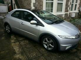 Honda Civic 2.2 Diesel New mot and full service. Recent new tyres.