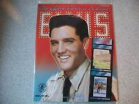 ELVIS PRESLEY. THE OFFICIAL COLLECTORS EDITION MAGAZINE SERIES. COMPLETE COLLECTION. 1-90. NEW