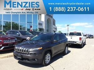 2016 Jeep Cherokee North 4x4, Bluetooth, PAN Roof, Clean Carproo