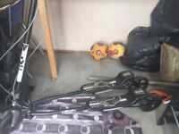 Fliker scooter for sale Excellent condition