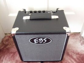 EBS Classic Session 30 Bass Guitar Amp in Excellent Condition (Combo Amplifier )