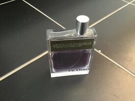 Prada Aftershave 100ml (Used)