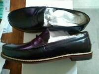 Ben Sherman penny Loafers size 9
