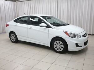 2016 Hyundai Accent HURRY!! DON'T MISS OUT!! SEDAN w/ BLUETOOTH,