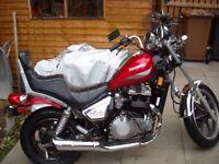 Kawasaki en454 LTD