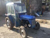 Leyland 154 mini tractor No V.A.T.