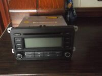 VW RADIO CASSETTE GENUINE