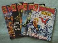 Mighty World of Marvel - 11 comics
