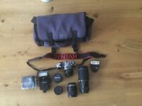 Pentax ME Super SLR Camera (Film)