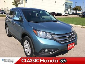 2014 Honda CR-V EX-L | ONE OWNER | AWD | LEATHER | REAR CAM
