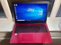 Fast Like New Asus HD 4GB Ram Laptop Massive 1TB(1000GB)Window10,Microsoft office,Ready to use