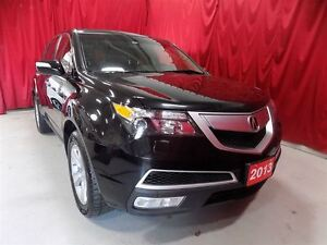 2013 Acura MDX Technology Package..LEATHER...NAVIGATION..A MUST