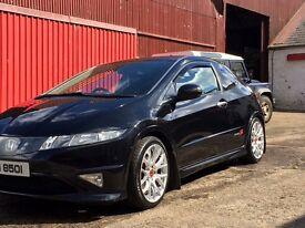 2008 Honda Civic 2.2 I-cdti type s gt