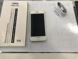 IPHONE 5S 16GB EXCELLENT CONDITION FULLY WORKING + FREE TEMPERED GLASS + WARRANTY
