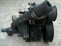 Water& vacume pumps for transit or ldv van suitable for 2.4 Duratorq diesel engine rwd 2001-2006