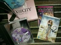 Sex & The City DVD Box Set & Movies