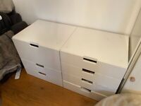 🛋 IKEA DRAWERS x 2