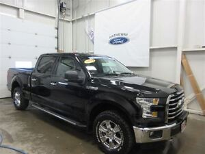 2015 Ford F-150 XLT+ 4 WINTER TIRES